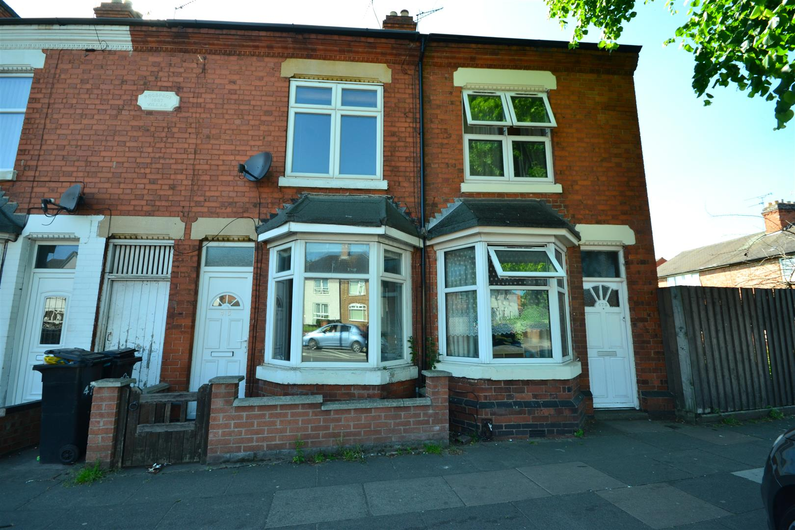 2 Bedrooms Terraced House for sale in Aylestone